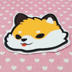 Sticker renard