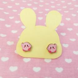 Boucles d'oreilles Kirby