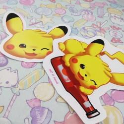 Pikaketchup sticker