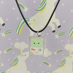 Collier console kawaii